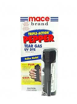 mace vs pepper spray what s the difference between the two